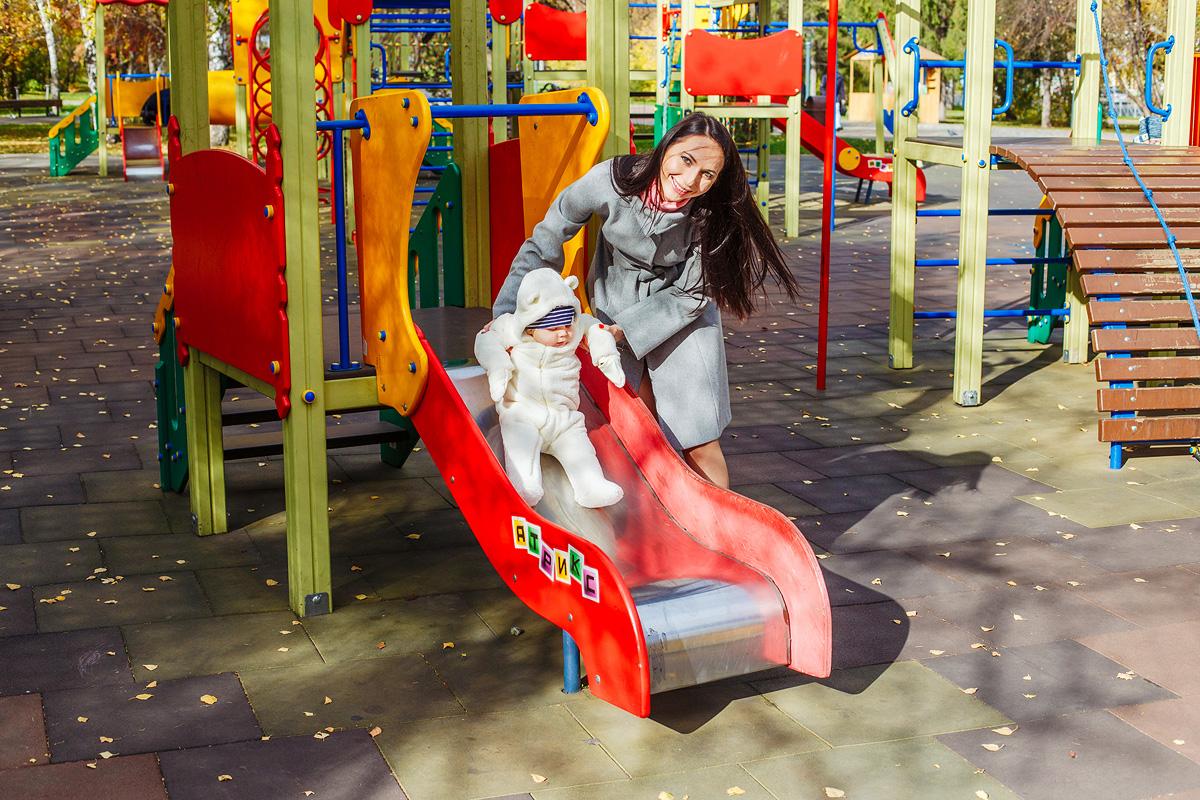 Семейные и детские фотосессии Кемерово