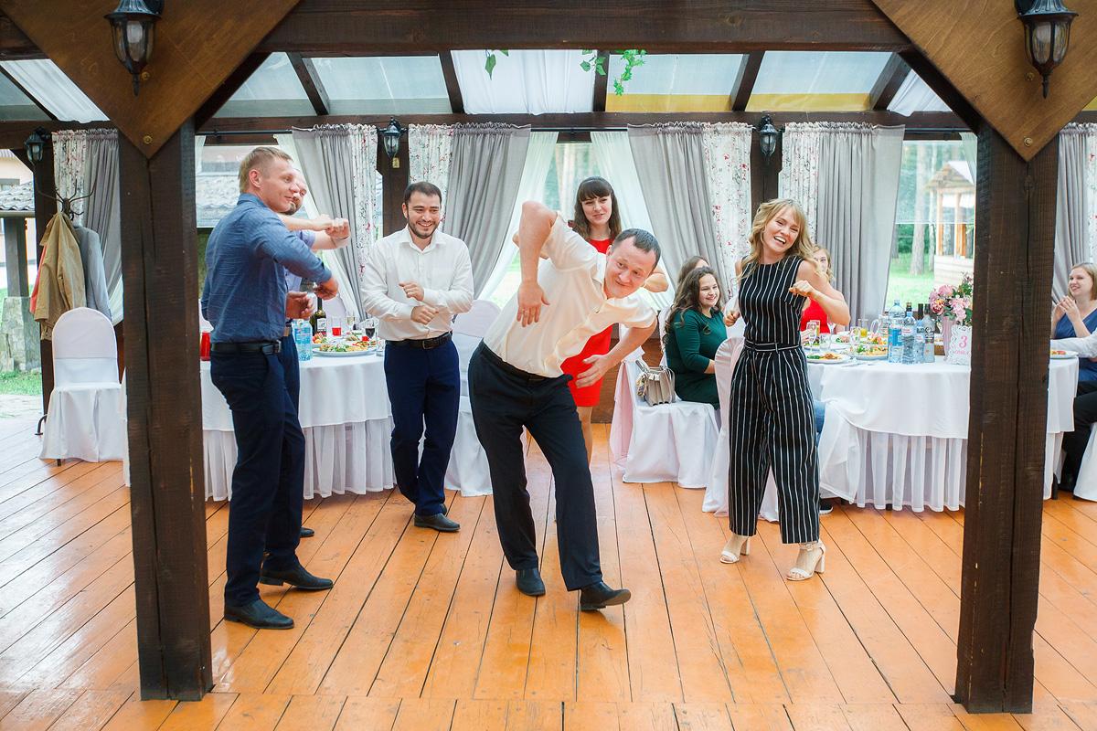 Свадебная фотосессия Артема и Вероники