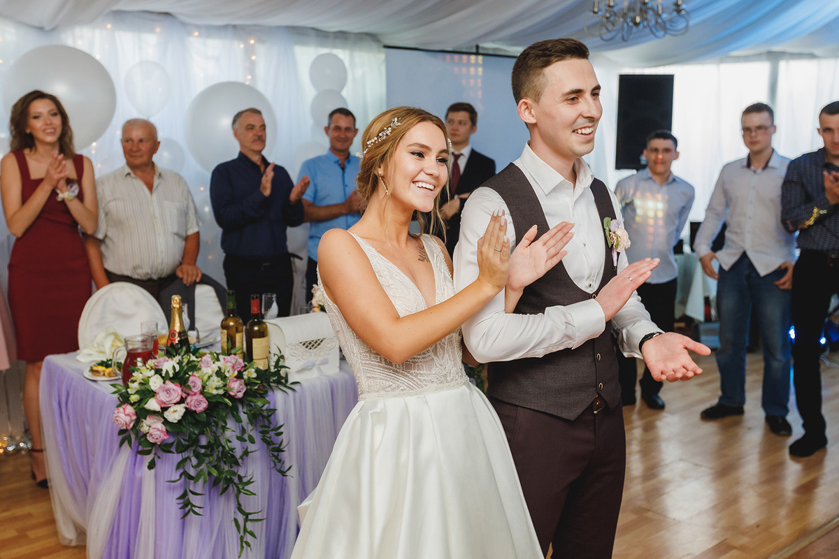 Свадебная фотосессия Станислава и Анны