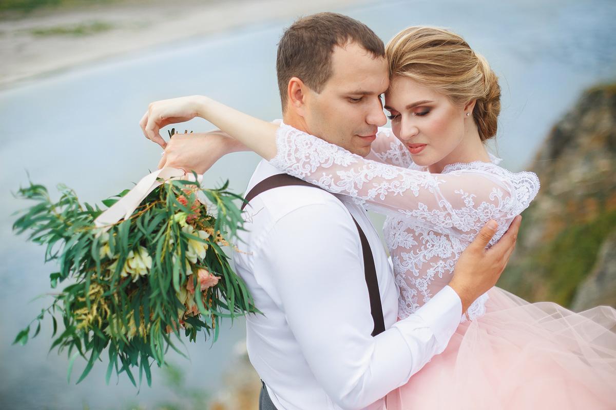Свадебная фотосессия Виктора и Насти