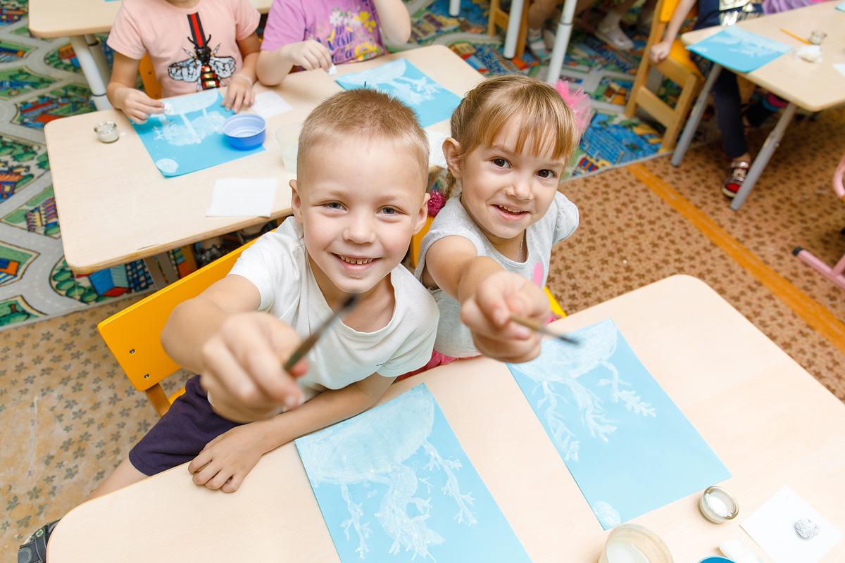 Фотограф в группе детский сад Кемерово